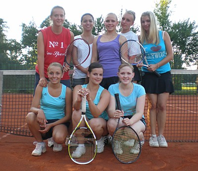 Tennis-Juniorinnen